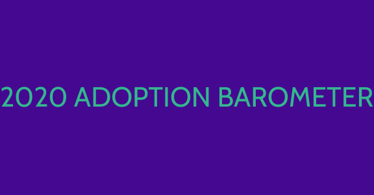 Adoption Barometer Report 2020