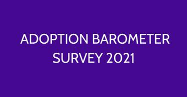 Take the Adoption Barometer Survey 2021