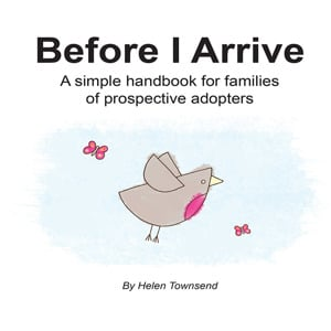 Before I Arrive (paperback edition) by Helen Townsend