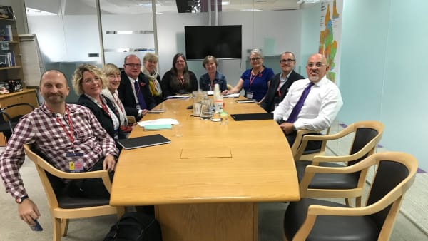 Adopters Round Table with the Children's Minister