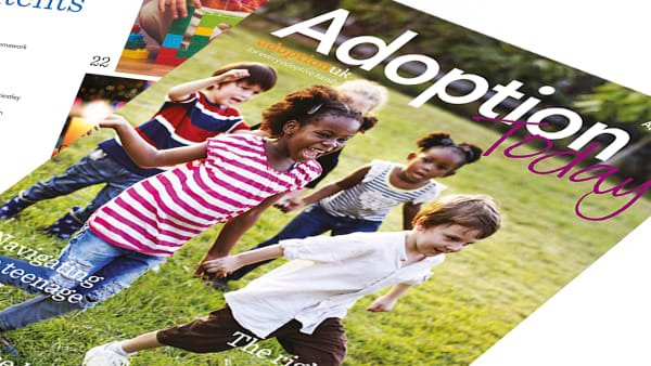 Adoption Today back copies